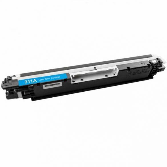 HP CE311A, 126A (kék) utángyártott prémium toner