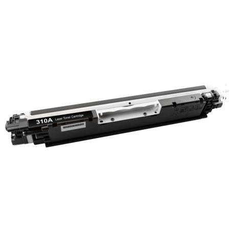 HP CE310A, 126A (fekete) -  LaserJet Pro M275, CP1020,1025 stb - utángyártott prémium toner