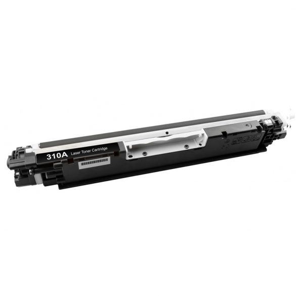 HP CE310A, 126A (fekete-black), LaserJet Pro M275, CP1020,1025, 100, 200 stb - utángyártott prémium toner