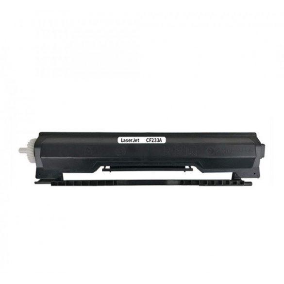 HP CF233A (233A), Black-fekete prémium utángyártott TONER