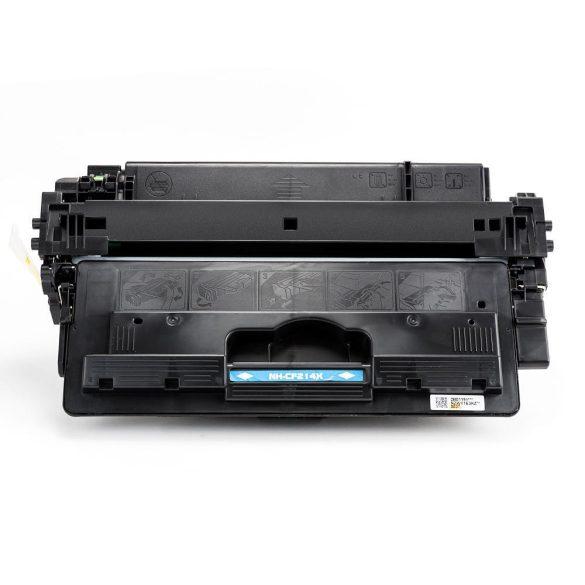 HP CF214X, 14X ( LaserJet Enterprise 700) utángyártott prémium toner, 17500 oldal