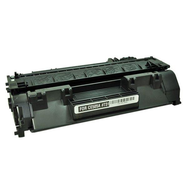 HP CE505A, 05A utángyártott prémium toner (HP P2035, P2055) 2400 oldal