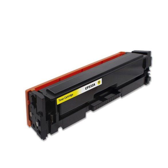 HP CF532A (205A) yellow-sárga, Color LaserJet Pro MFP M180,181 - utángyártott prémium toner