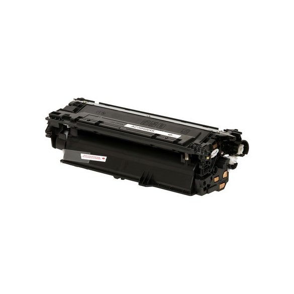 HP CE400X (507X), Black-fekete prémium utángyártott TONER (laserjet m500 m551) 11000 oldal