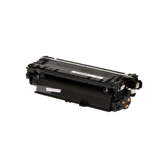 HP CE400X (507X), Black-fekete prémium utángyártott TONER (laserjet m500 m551) 11000 oldal (CE400A/507A)