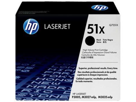 HP Q7551X, 51X toner