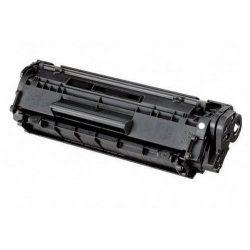 HP Q2612A, 12A utángyártott prémium kategóriájú toner (Laserjet 1010, 1018, 1020, 3050), 2500 oldal