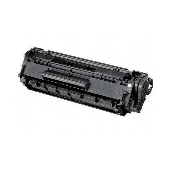HP Q2612A, 12A utángyártott prémium toner (Laserjet 1010, 1018, 1020, 1022, 3050, stb.) 2500 oldal
