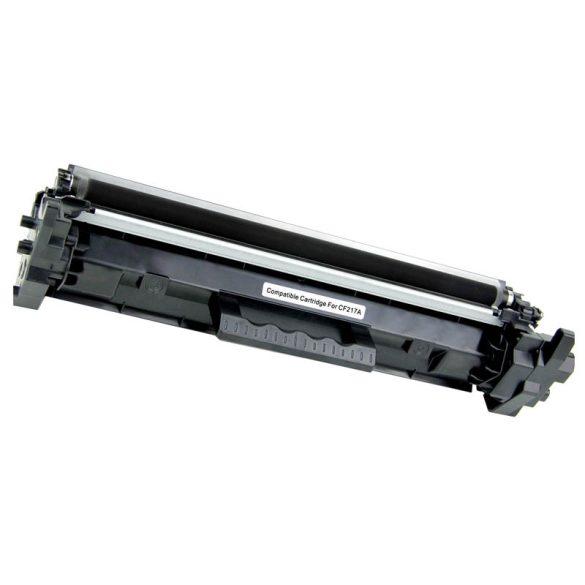 HP CF217A (17A), Black-fekete prémium utángyártott TONER, 1600 oldal (laserjet pro m102, m130)