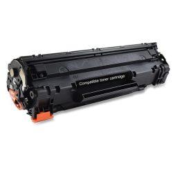 HP CE278A, 78A utángyártott prémium toner (HP laserjet P1606, M1322), 2100 oldal