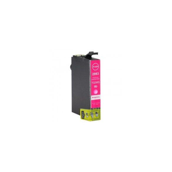 EPSON 29XL ( T2993) magenta prémium kategóriájú utángyártott tintapatron