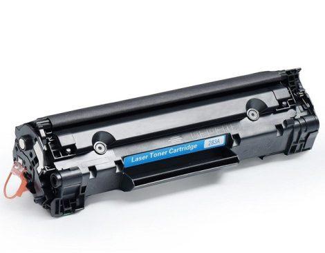 HP 83A / CF 283A utángyártott prémium kategóriájú toner (LaserJet Pro m125, m127, mfp125, stb), 1500 oldal