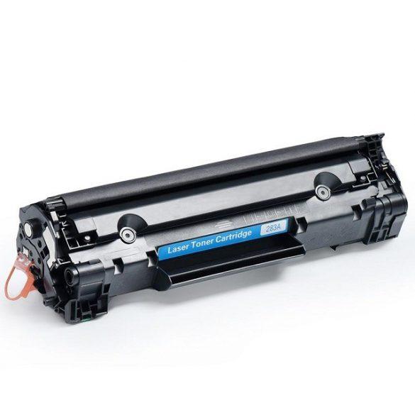 HP 83A / CF 283A utángyártott prémium toner (LaserJet Pro m125, m127, mfp125, stb), 1500 oldal