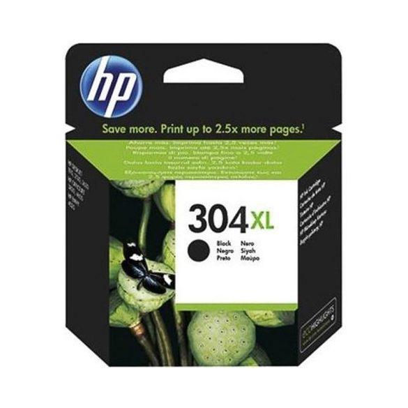 HP 304 XL (N9K08AE) black (fekete) tintapatron