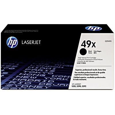 HP Q5949X, 49X toner