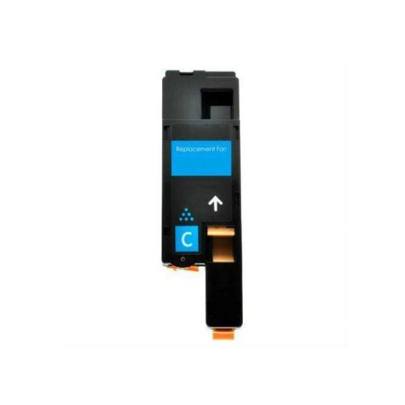 Xerox 6020, 6022, 6025, 6027  utángyártott prémium toner - CYAN, kék