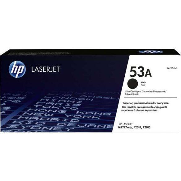 HP Q7553A, 53A toner