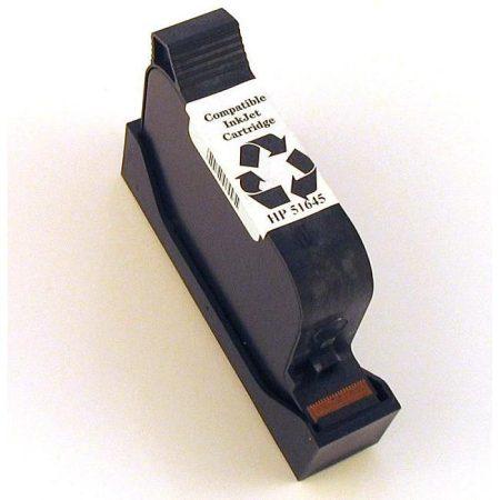 HP 51645A, 45 prémium kategóriájú utángyártott tintapatron, patron