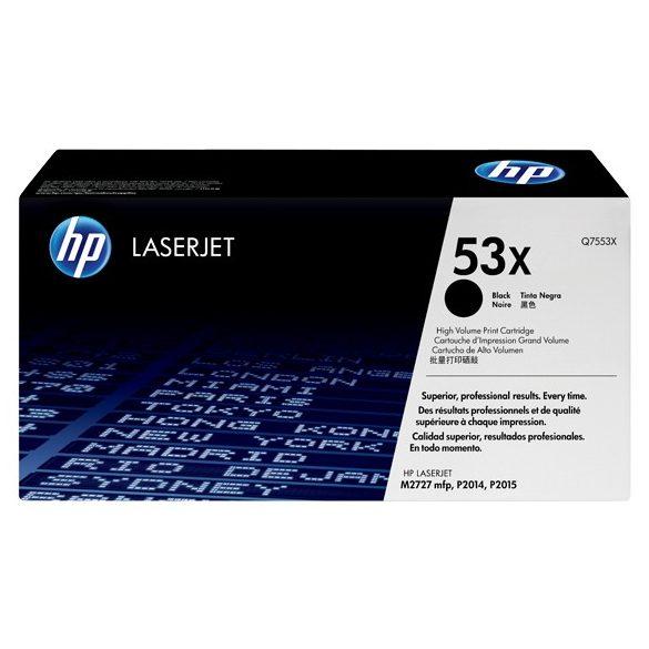 HP Q7553X, 53X toner