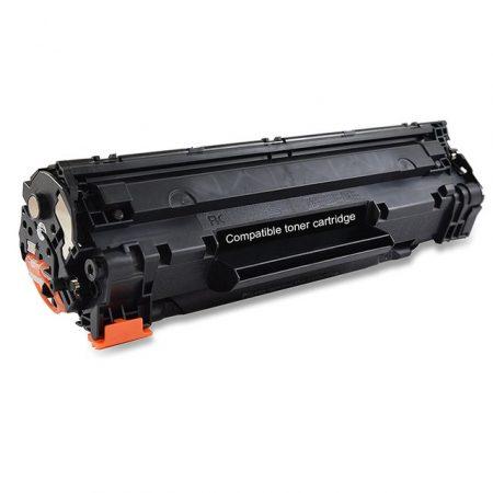 HP CB435A, 35A utángyártott prémium kategóriájú toner (HP P1005, P1006), 2000 oldal