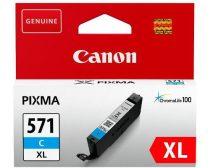 Canon CLI-571 XL C cyan kék eredeti patron