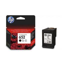 HP 652 Black (fekete) tintapatron