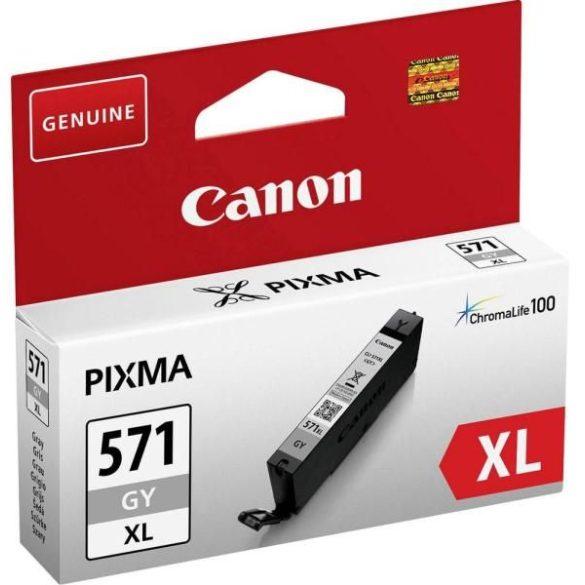 Canon CLI-571 XL GREY tintapatron