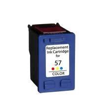 HP C6657, 57 XL prémium kategóriájú utángyártott tintapatron, patron