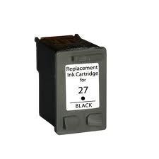 HP C8727, 27 XL prémium kategóriájú utángyártott tintapatron, patron