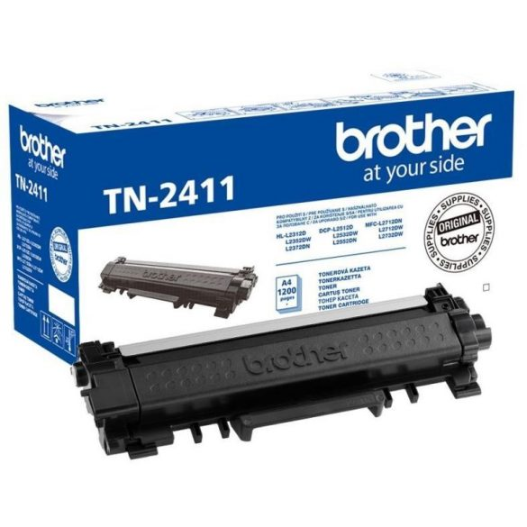 BROTHER TN-2411 gyári TONER  (TN2411)