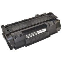 HP Q5949A, 49A utángyártott prémium kategóriájú toner (Lasejet 1160, 1320), 3000 oldal
