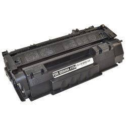 HP Q5949A, 49A utángyártott prémium kategóriájú toner (Laserjet 1160, 1320), 3000 oldal