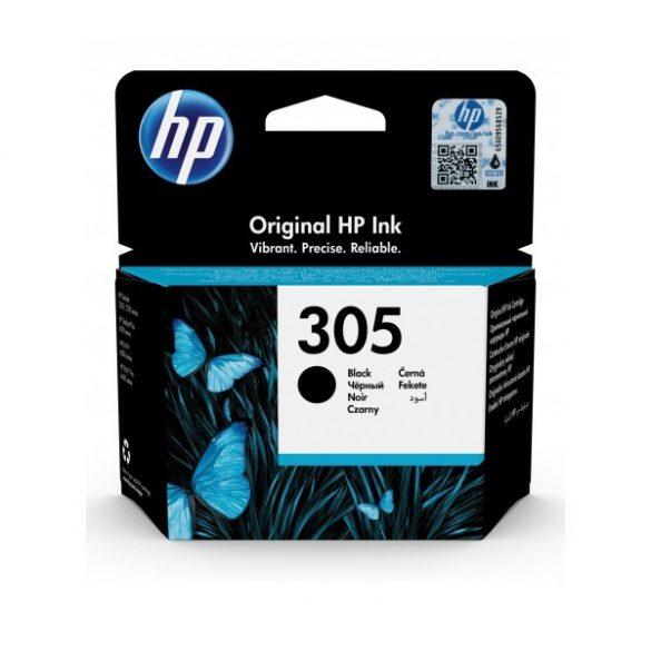 HP 305 (BK) (3YM61AE) eredeti tintapatron