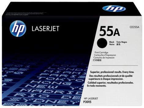 HP CE255A, 55A toner