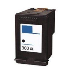 HP CC641EE, 300 XL (Bk, fekete) prémium kategóriájú utángyártott tintapatron, patron