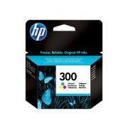 HP CC643EE, 300 (C, színes) tintapatron