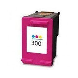 HP CC644EE, 300 XL (C, színes) prémium kategóriájú utángyártott tintapatron, patron (300XL)