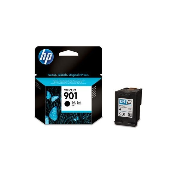 HP CC653EE, 901 (Bk, fekete) tintapatron