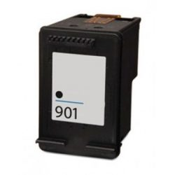 HP CC654AE, 901 XL (Bk, fekete) prémium kategóriájú utángyártott tintapatron, patron
