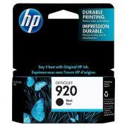 HP CD971AE, 920 (Bk, fekete) tintapatron