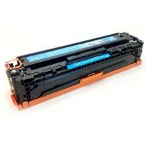 HP CF211A, 131A  (c. kék) utángyártott prémium kategóriájú toner / HP LaserJet Pro 200/
