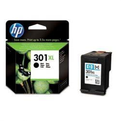 HP CH563EE, 301 XL (Bk, fekete) tintapatron
