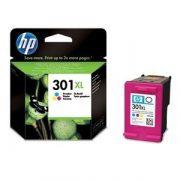 HP CH564EE, 301 XL (color, színes) tintapatron
