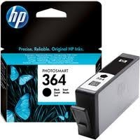 HP CB316EE, 364 (Bk, fekete) tintapatron