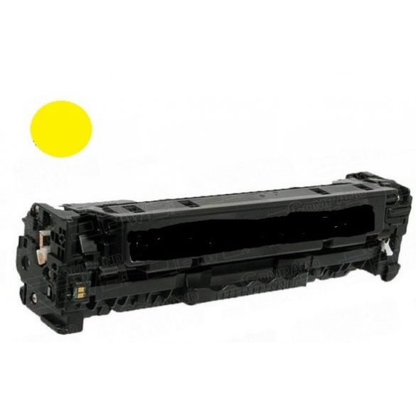 Canon CRG-045H utángyártott prémium toner (sárga-yellow) CRG045 -2200 OLDAL