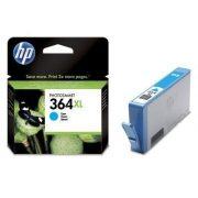 HP CB323EE, 364 XL (cyan, kék) tintapatron