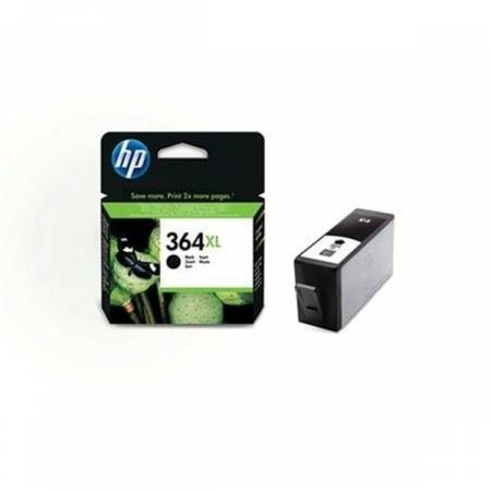 HP CB321EE, 364 XL (Bk, fekete), CN684EE tintapatron