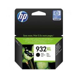 HP CN053AE, 932 XL (bk. fekete) tintapatron