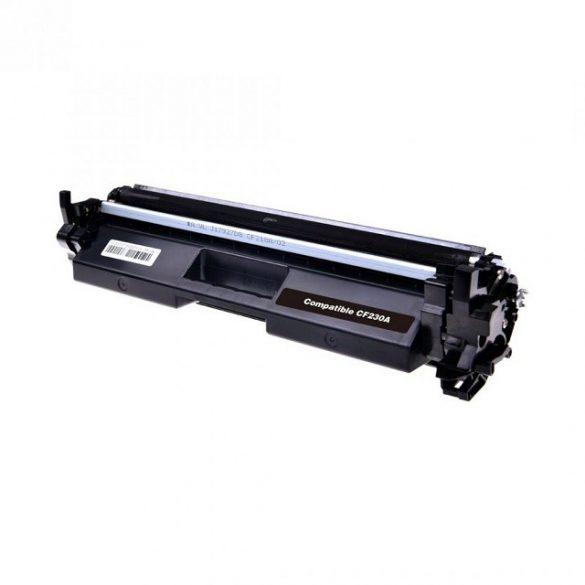 HP CF230A (30A) utángyártott prémium toner ( LaserJet Pro M203, MFP M227) 2000 oldal