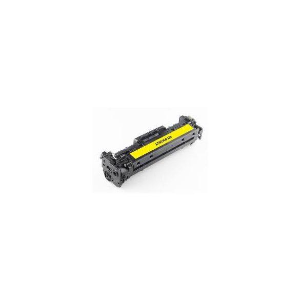 HP CF382A yellow-sárga (312A) utángyártott prémium toner 2700 oldal